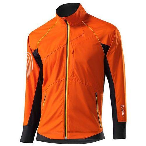 Löffler micro-mix jacket man pomarańczowa 52 czarny 2014-2015 (9008805749309)