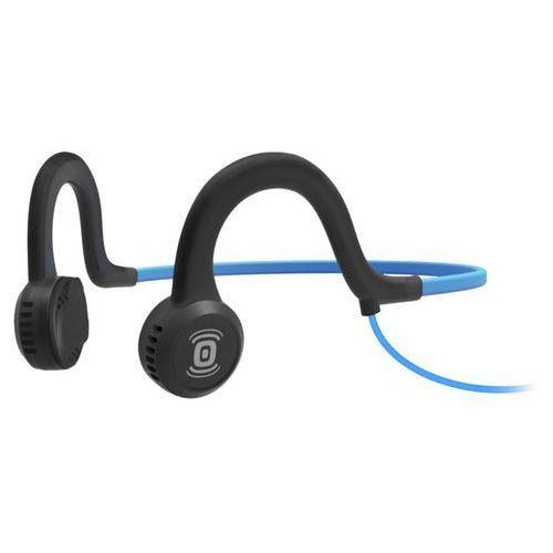 Słuchawki nauszne AFTERSHOKZ Sportz Titanium Niebieski