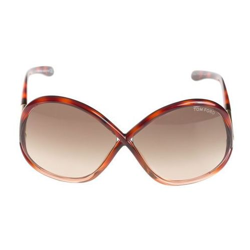 whitney okulary przeciwsłoneczne brązowy uni marki Tom ford