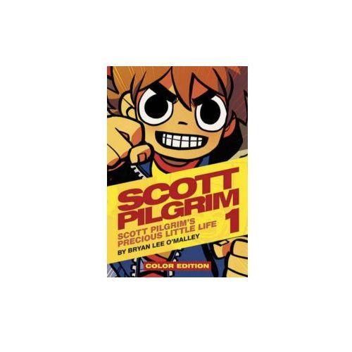 Scott Pilgrim Color (9781620100004)