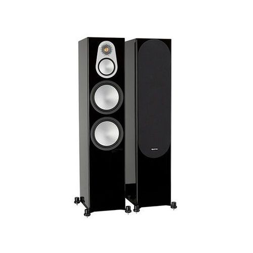 Monitor audio silver 6g 500 - czarny (połysk) - czarny