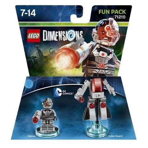 LEGO DIMENSIONS - FUN PACK 71210 - CYBORG
