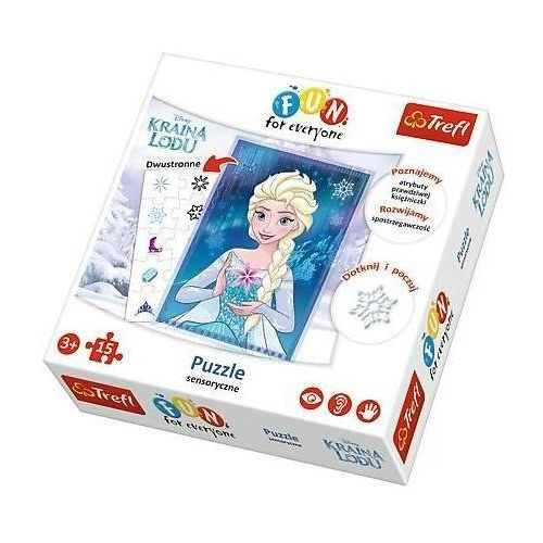 PUZZLE FFE 15 FROZEN ( fun for everyone ) (5900511240078)
