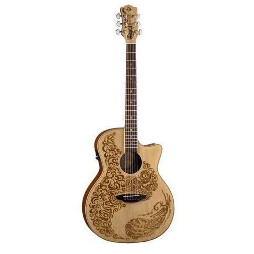 henna paradise - gitara elektroakustyczna marki Luna