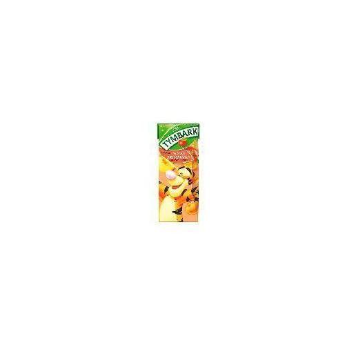 Tymbark Sok 100% jabłko brzoskwinia 200 ml  (5900334000156)