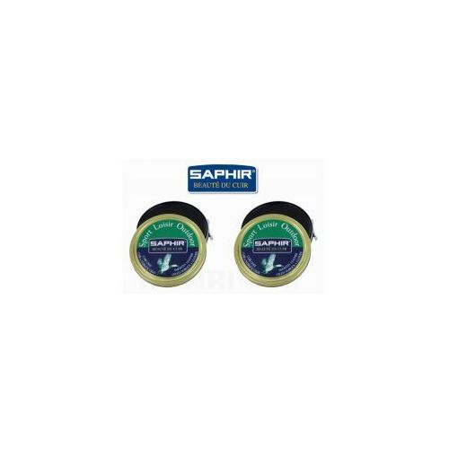 Saphir  sport outdoor 100ml - dubbin tłuszcz do skór saphir