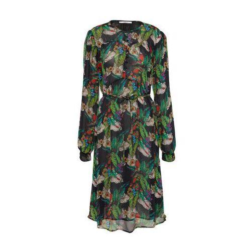 Replay DRESS Sukienka letnia black/multicolour