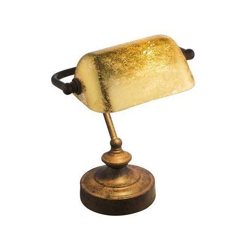 Globo TL Lampa stołowa Rudy, 1-punktowy - - Obszar wewnętrzny - TL - Czas dostawy: od 4-8 dni roboczych