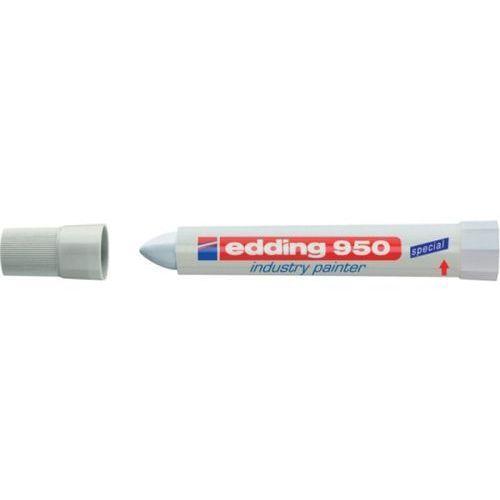 Marker przemysłowy 950, biały - rabaty - porady - hurt - negocjacja cen - autoryzowana dystrybucja - szybka dostawa marki Edding