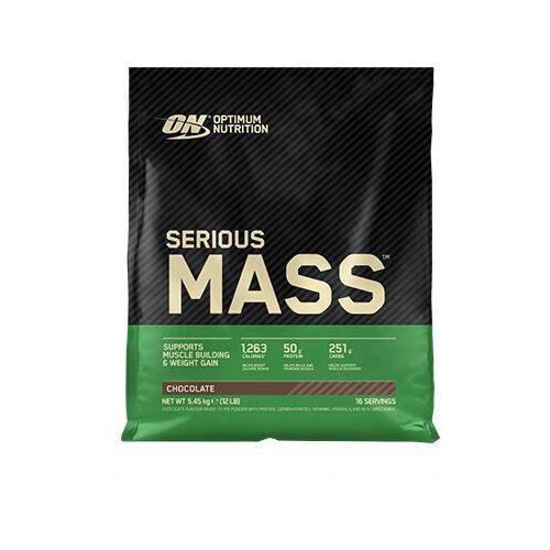 Optimum nutrition serious mass 5500g (5060245600453)