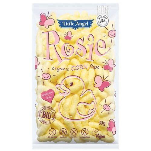 Chrupki kukurydziane Rosie od 7 miesiąca życia bezglutenowe BIO 30g - Cibi (8588000526284)