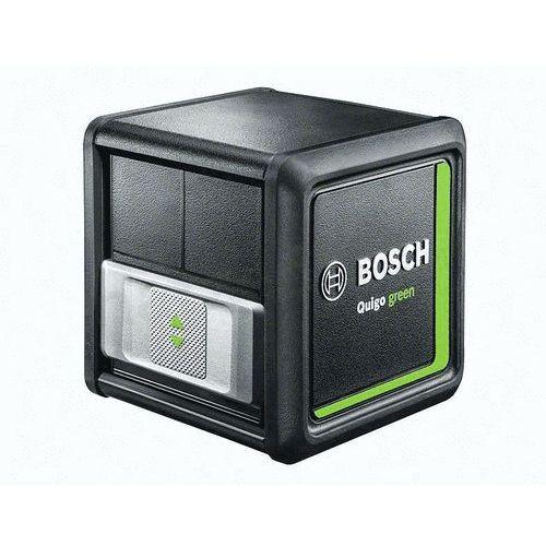 Bosch Laser krzyżowy quigo green