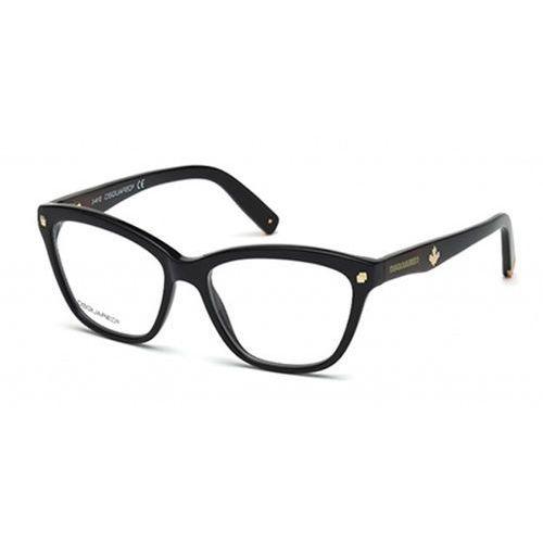 Okulary korekcyjne  dq5115 01a marki Dsquared2