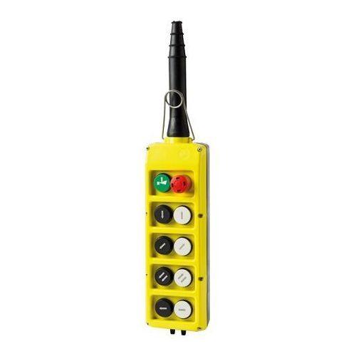 Kaseta sterownicza, start, grzybek, 8 przycisków pojedynczej prędkości plb10 marki Giovenzana