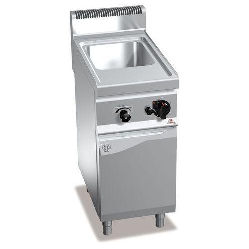 Urządzenie do gotowania makaronu i pierogów gazowe, wolnostojące, jednokomorowe 30 l, 10 kw, 400x700x900 mm   , macros 700, pasta italy, cpg40e marki Berto's