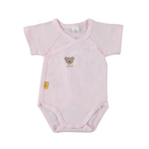 STEIFF Girls Baby Body kopertowe barely pink (4048043661105)
