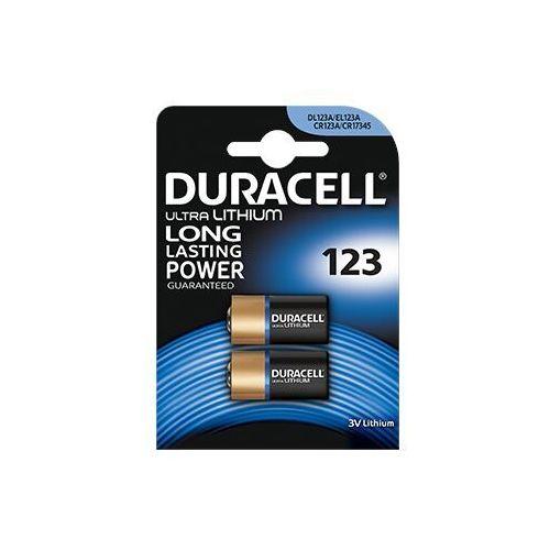 Duracell Bateria foto 123 ultra
