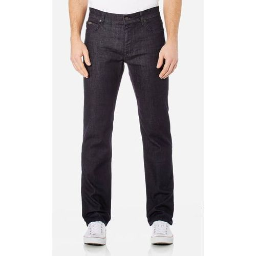 men's deam 30 tapered fit 5 pocket jeans - blue - w34/l32, marki Boss green