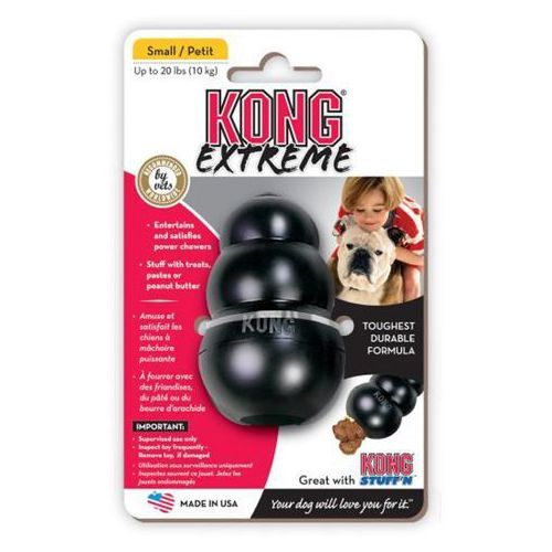Kong Extreme S, kolor czarny