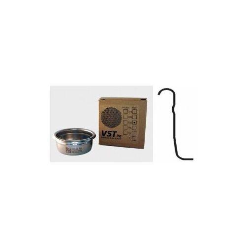 Precyzyjny filtr ze stali nierdzewnej do espresso vst 20 gram - standardowy (z wypustką z boku) marki Vst inc