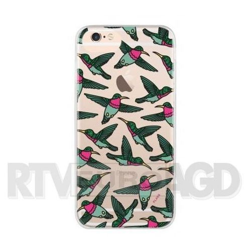 Etui FLAVR iPlate Hummingbirds iPhone 6/6S/7/8 Wielokolorowy (28368), kolor wielokolorowy
