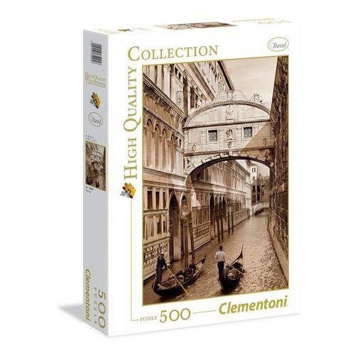 Puzzle  35005 high quality collection venezia (500 elementów) marki Clementoni