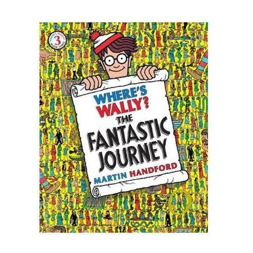 Where's Wally? The Fantastic Journey (32 str.)