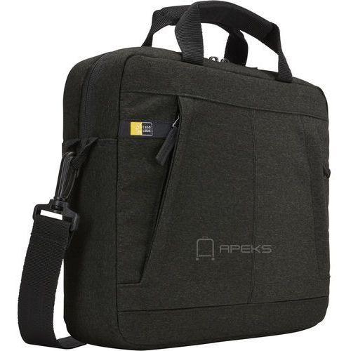 huxton torba na ramię / laptop 11,6'' - czarny marki Case logic
