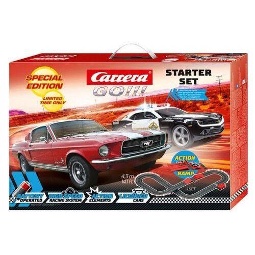 Carrera Go!!! tor samochodowy starter set 2020 (4007486635159)