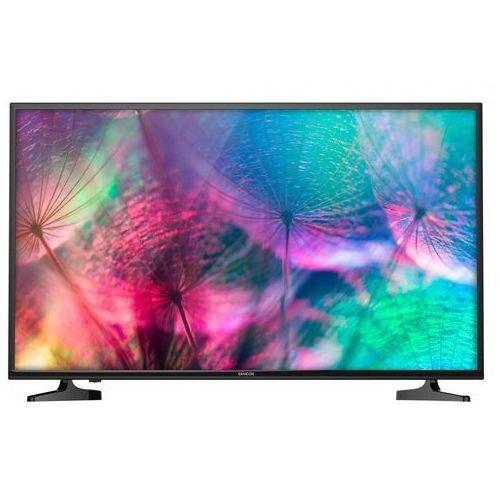 TV LED Sencor SLE43F58 - BEZPŁATNY ODBIÓR: WROCŁAW!