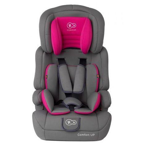 Fotelik comfort up 9-36kg różowy marki Kinderkraft