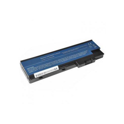 Bateria do laptopa acer aspire 3661wlmi 11.1v 4400mah wyprodukowany przez Gopower