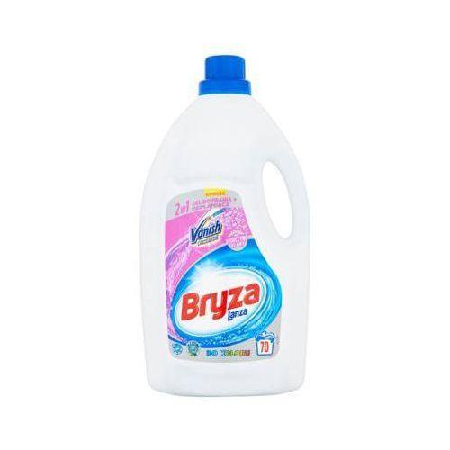 Bryza 4,62l lanza vanish power gel 2w1 kolor żel do prania i odplamiacz (70 prań) marki Reckitt benckiser