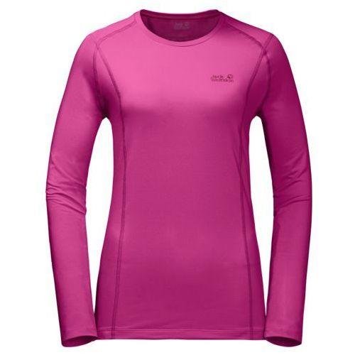 Koszulka HOLLOW RANGE LONGSLEEVE WOMEN - fuchsia (4055001619641)