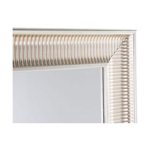 Lustro złote - w ramie - do łazienki - do salonu - 60 x 90 cm - CASSIS (4260580929115)