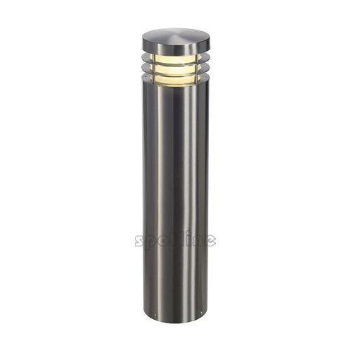 VAP 70 lampa podłogowa,okrągła , stal nierdzewna, E27, max.23W, IP44