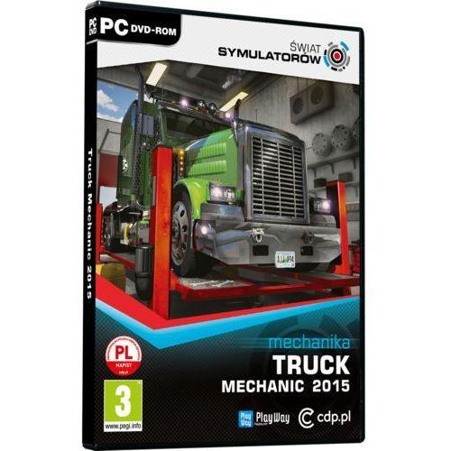 Gra Truck Mechanic Simulator 2015