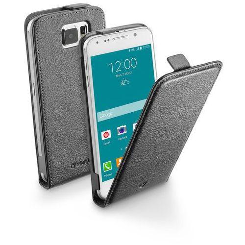 Etui Flap Essential do Samsung Galaxy S6 czarne (8018080235177)