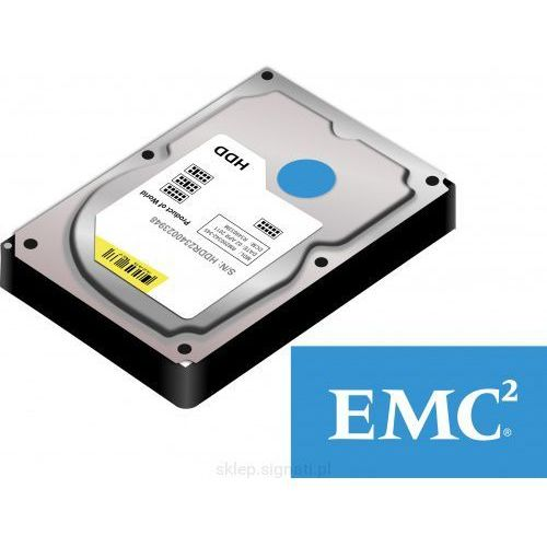 Emc - disk 600gb 10k 2.5 6gb/se sas (005049203)
