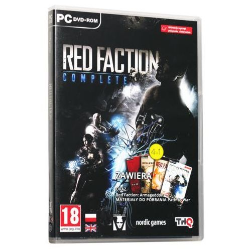 OKAZJA - Red Faction Complete (PC)