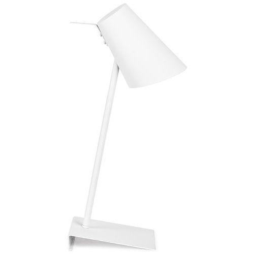 It's About RoMi Lampa stołowa Cardiff biała 54cmx20x15cm CARDIFF/T/W