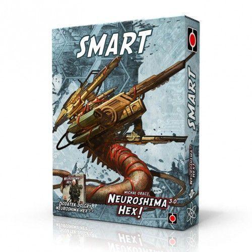 Neuroshima hex 3.0 smart - darmowa dostawa od 199 zł!!! marki Portal games