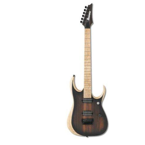 Ibanez RGDIX6 MRW CBF Charcoal Brown Burst Flat gitara elektryczna
