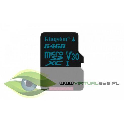 microsd 64gb canvas go 90/45mb/s uhs-i v30 marki Kingston