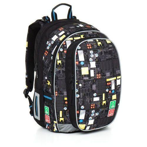 Plecak szkolny Topgal CHI 797 A - Black (8592571005734)
