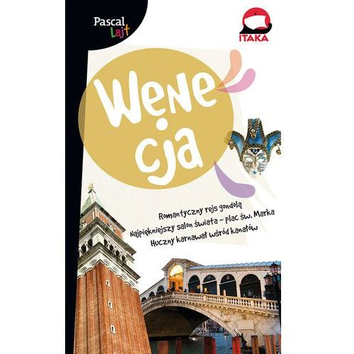 Wenecja. Pascal Lajt (9788376421247)