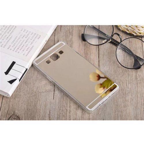 Slim Mirror Case Złoty | Etui dla Samsung Galaxy A5 - Złoty
