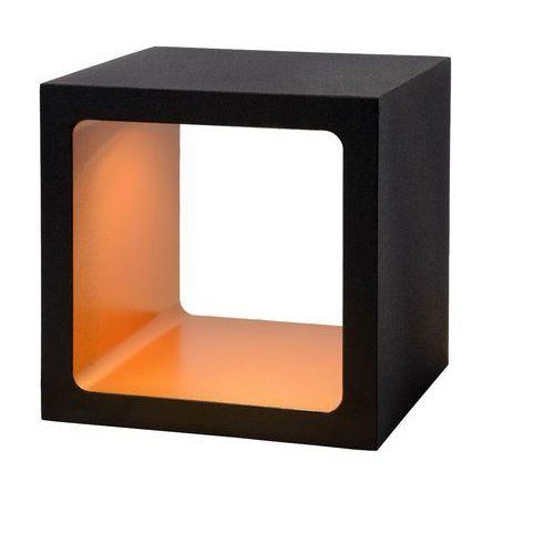 Lucide xio lampa stołowa led czarny, 1-punktowy - nowoczesny - obszar wewnętrzny - xio - czas dostawy: od 4-8 dni roboczych