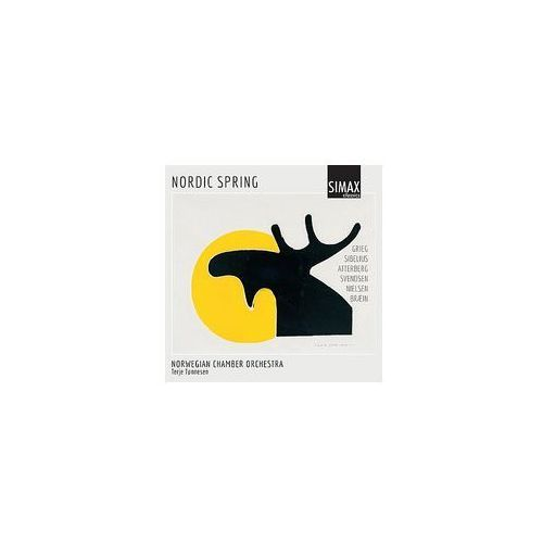 Nordic Spring - Nielsen: Little Suite For Strings, Svendsen: Romance For Violin And Orchestra, Grieg: Holberg Suite,... (7033662012640)