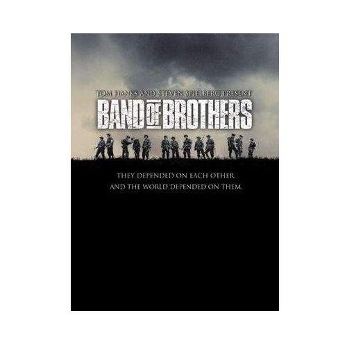 Kompania braci (zestaw 6 płyt) (płyta dvd) marki Galapagos
